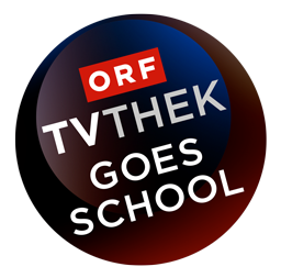 'TVthek goes to School' Aktion Button